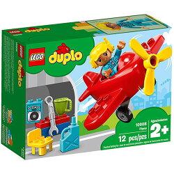 樂高積木 LEGO《 LT10908》2019 年 Duplo 得寶系列 -飛機