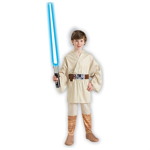 Rubies Costume Co 33109 Star Wars Luke Skywalker Child Costume Size Large