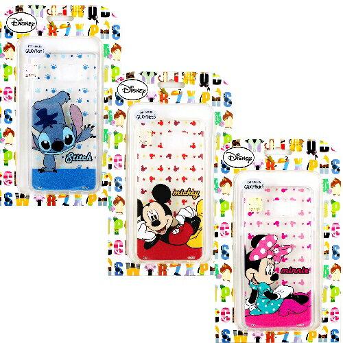 ~Disney~Samsung Galaxy Note 5 地板動作系列 彩繪透明保護軟套