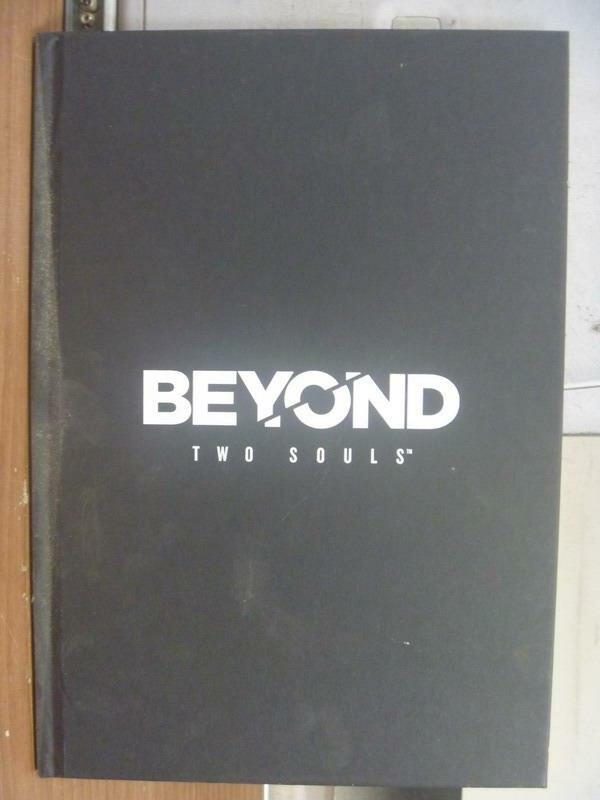 【書寶二手書T9/藝術_XHD】Beyond two souls_2013