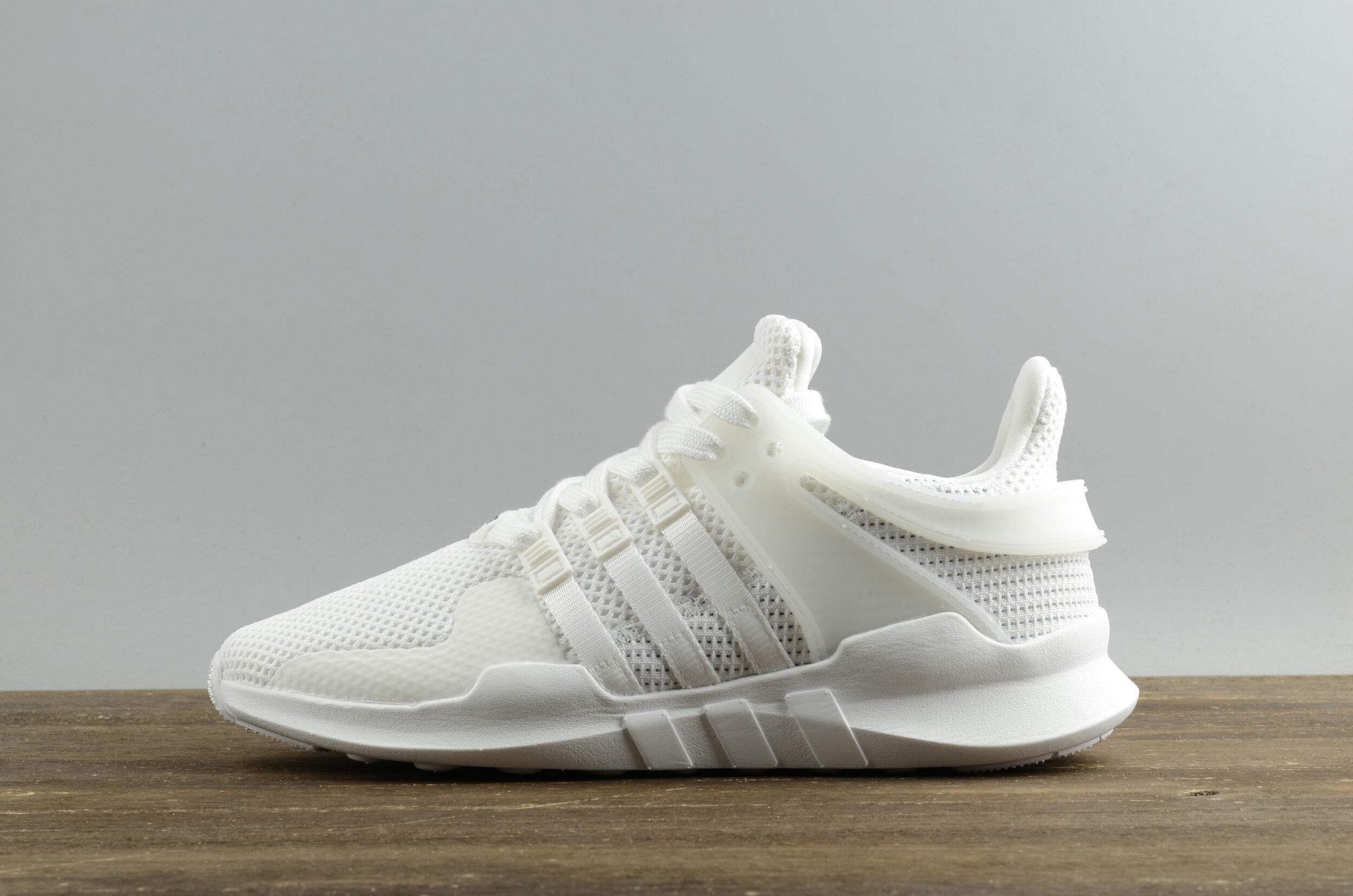 Adidas EQT Support ADV 全白 男女鞋