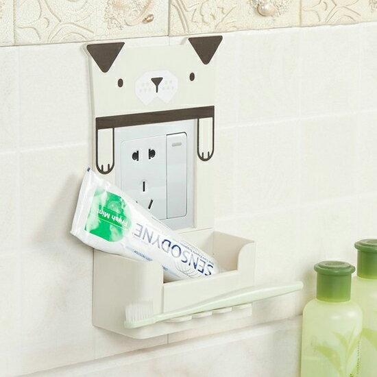 ♚MY COLOR♚動物開關貼充電支架 臥室 手機 兒童 裝飾 牆壁 黏貼 牆貼 保護 可愛 創意【G67】