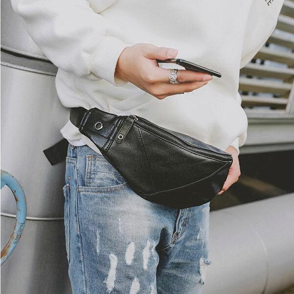 【$399專區任搭2件$699】經典流行復古潮流單肩造型背包腰包