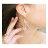 日本CREAM DOT  /  ニッケルフリー ピアス イヤリング 金属アレルギー 安心 マーブル柄 フック シンプル クリア ビジュー 揺れる 上品 清楚 結婚式 お呼ばれ アクセサリー 春夏 アクリル  /  qc0213  /  日本必買 日本樂天直送(890) 7