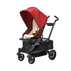 Orbit baby G3 咖啡座椅 功能超級強大的全方位嬰兒推車-mocha red★衛立兒生活館★