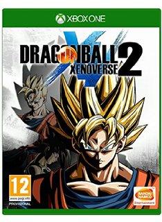 預購中 12月1日發售 亞洲英文版 [輔導級] XBOX ONE 七龍珠 Xenoverse 2 異戰 2