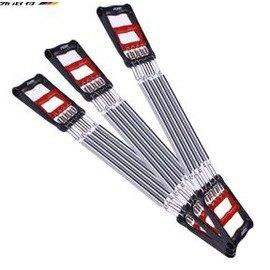拉力器 擴胸器 彈簧健身器材 家用多 兩用拉力繩 -7801001