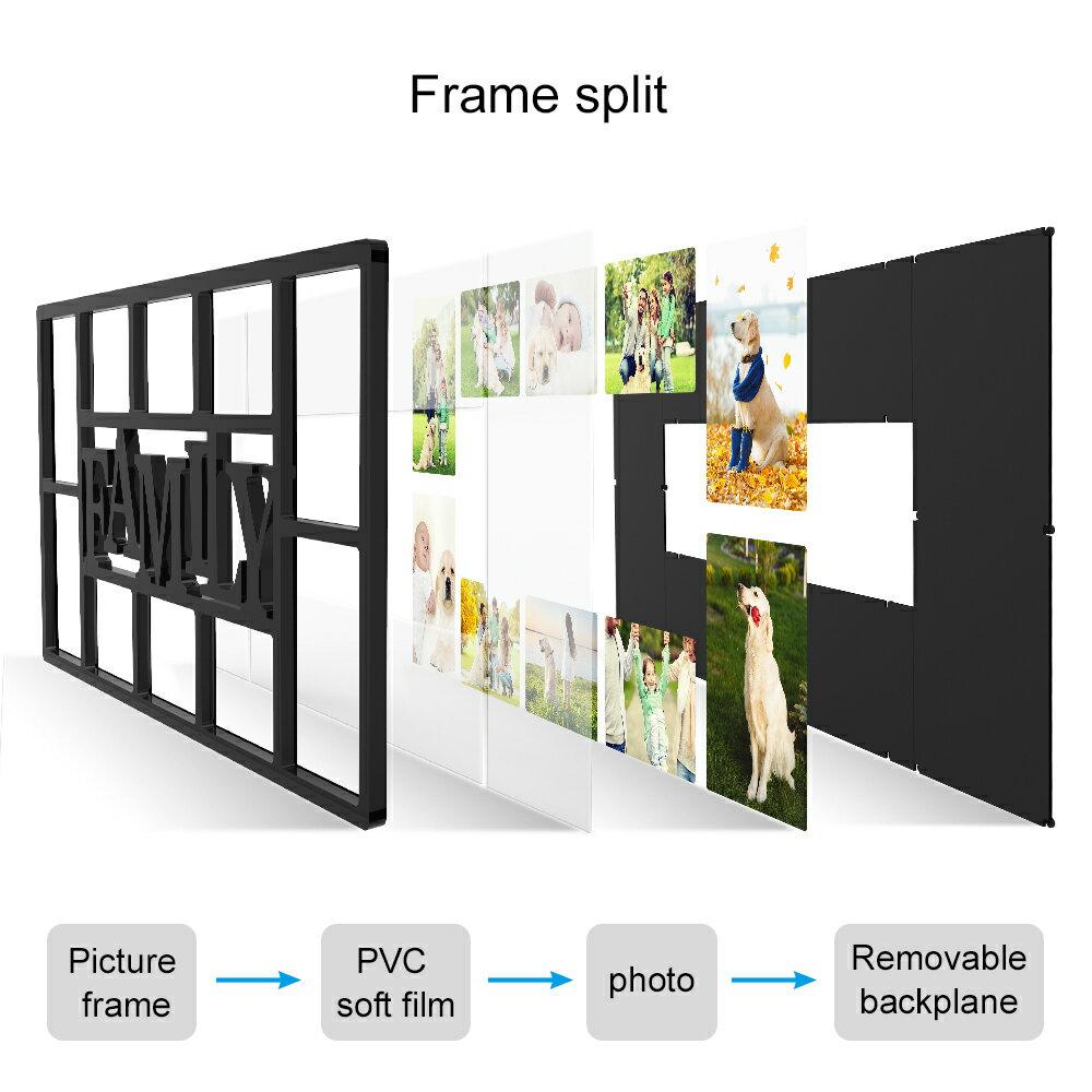 Ricco: Wall Picture Frames Color Black or White | Rakuten.com