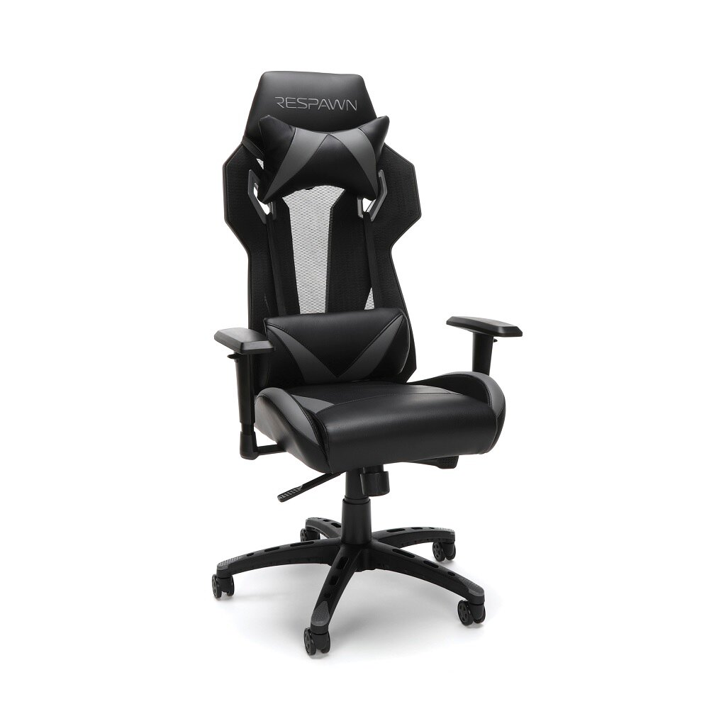 Res 205 Racing Style Gaming Chair Ergonomic Performance Mesh Back Office Or