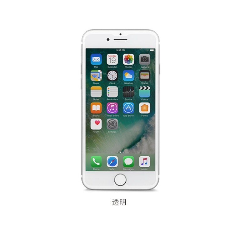 Moshi AirFoil Glass for iPhone 6+ / 6s+ / 7+ / 8+ Plus 5.5吋 強化玻璃螢幕保護貼【非滿版】