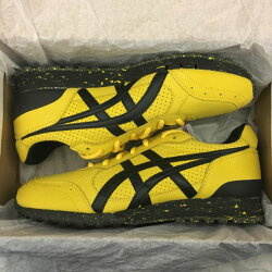 BEETLE BAIT X ONITSUKA TIGER COLORADO EIGHTY-FIVE X BRUCE LEE 李小龍 限定版 黑黃 潑墨 D51GK-1290 US10