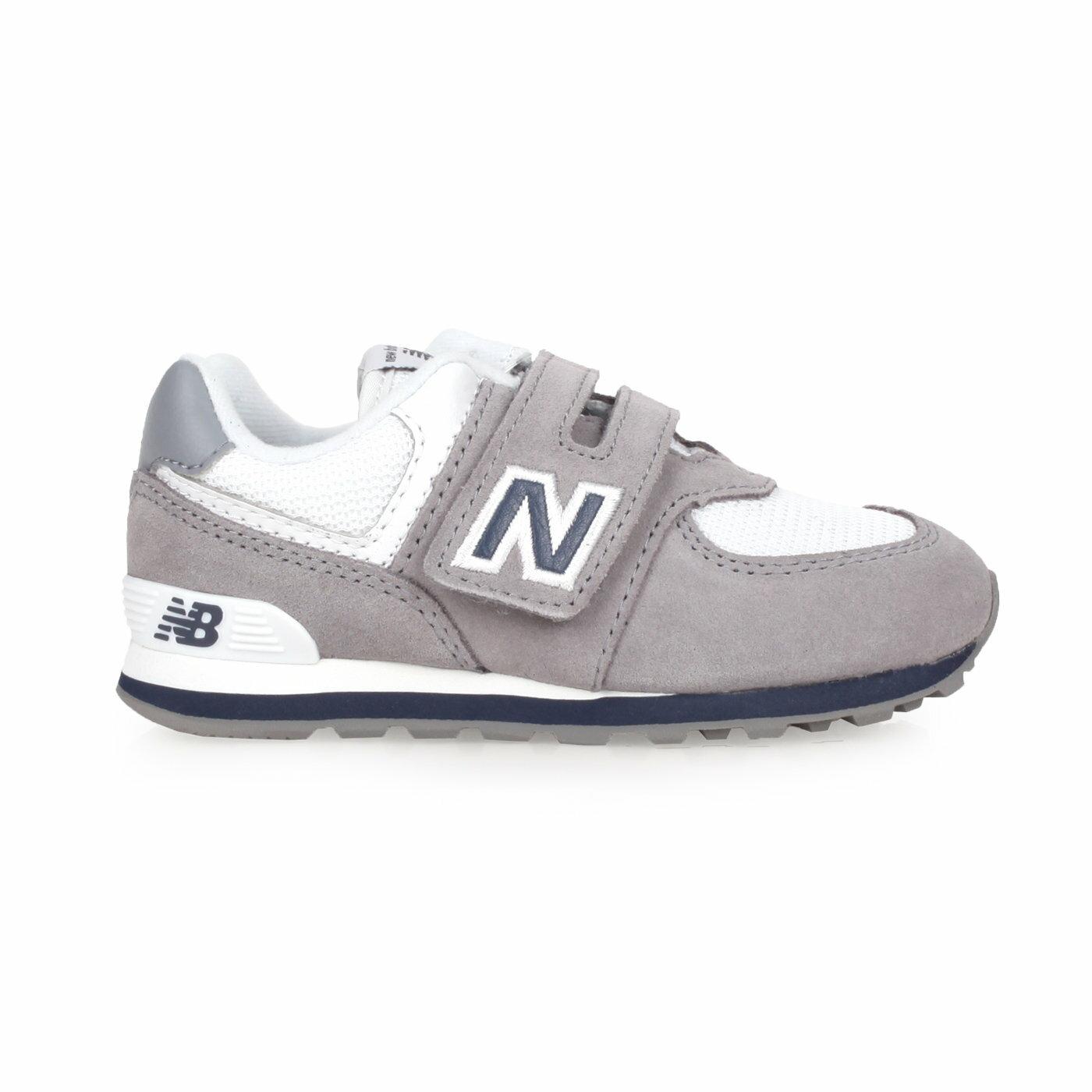 NEW BALANCE 574系列 男女兒童復古運動鞋-WIDE(免運 寬楦 NB【02017249】≡排汗專家≡