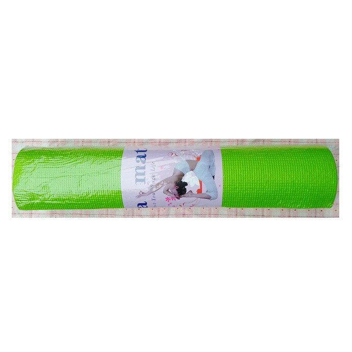 《省您錢購物網》全新~厚8mm附背帶瑜珈墊(60*173cm)