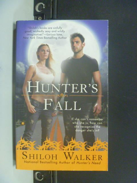 ~書寶 書T2/原文小說_GRX~Hunter  ^#27 s Fall _Shiloh
