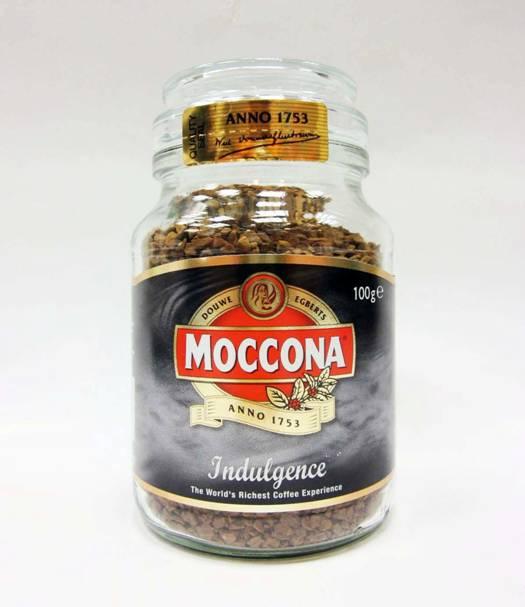Moccona摩可納寵愛自己即溶咖啡(淨重100g/罐)