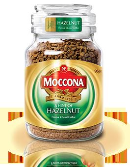 Moccona 摩可納--榛果癮! 榛果風味冷凍乾燥即溶咖啡 95g