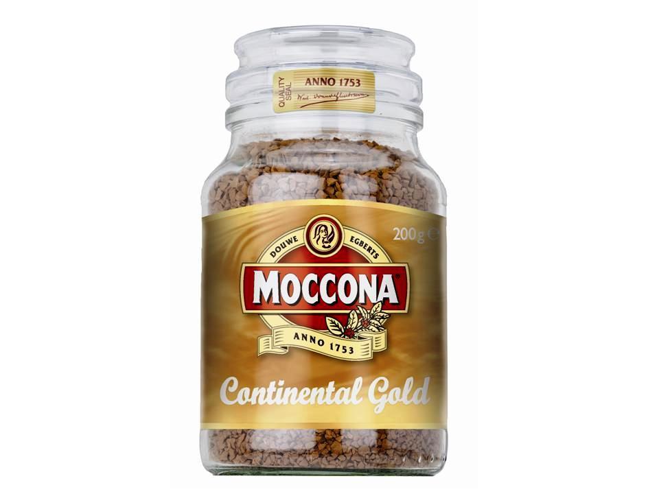 Moccona 摩可納--中度烘焙 冷凍乾燥咖啡100G