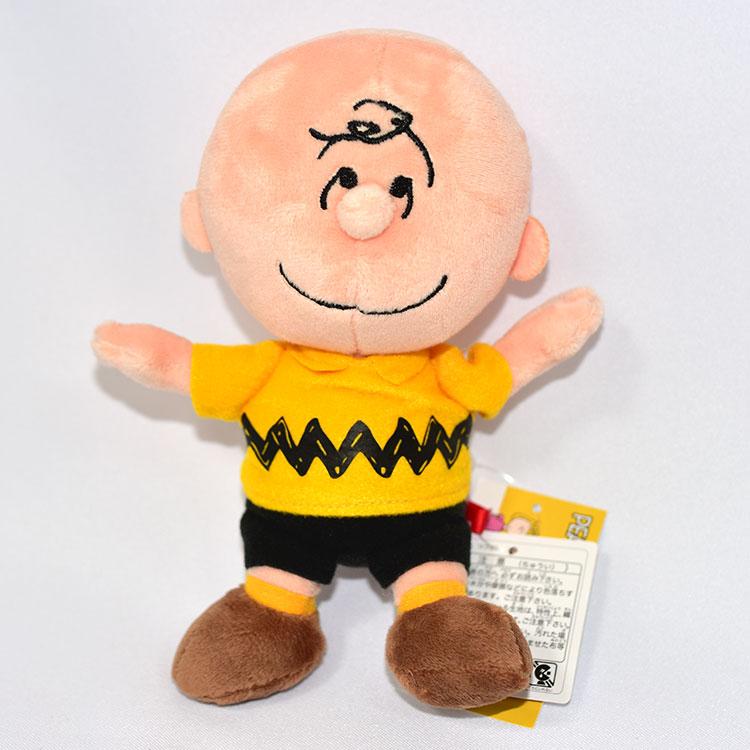 Snoopy 史努比 查理布朗 日本正版 17cm