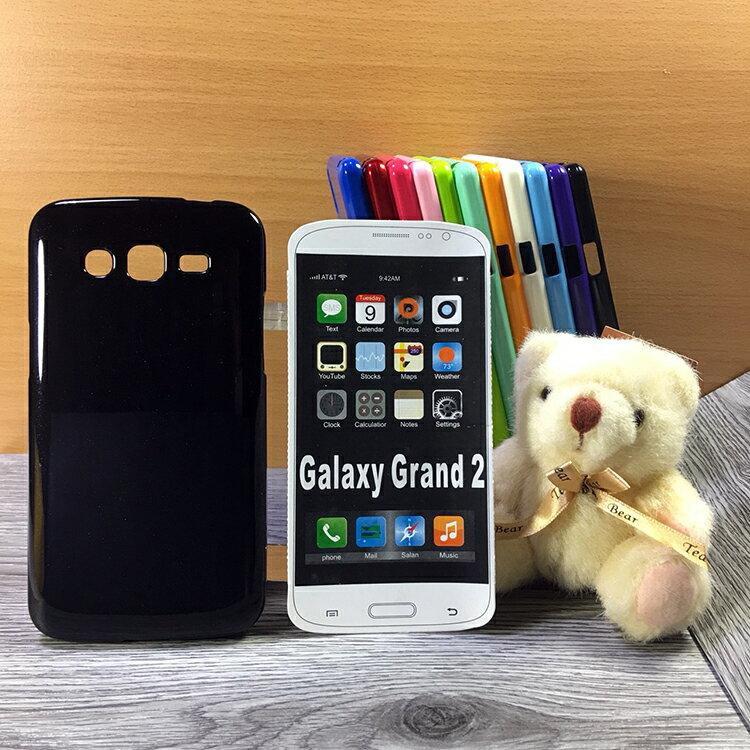 大都會保護殼 Samsung Galaxy Grand 2 G7106 G7102 保護殼 TPU 軟殼 閃粉 矽膠殼 手機殼 背蓋