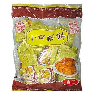 大富 小口酥餅-杏仁口味 380g