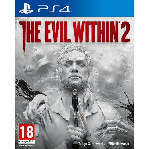 預購中 10月13日發售 中文版 [限制級] PS4 邪靈入侵 2