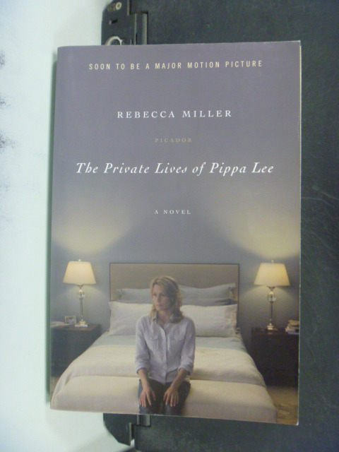 【書寶二手書T8/原文小說_GOB】The Private Lives of Pippa Lee