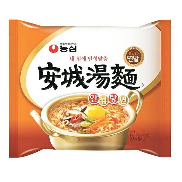 韓國泡麵 農心 正韓內銷版 安城湯麵