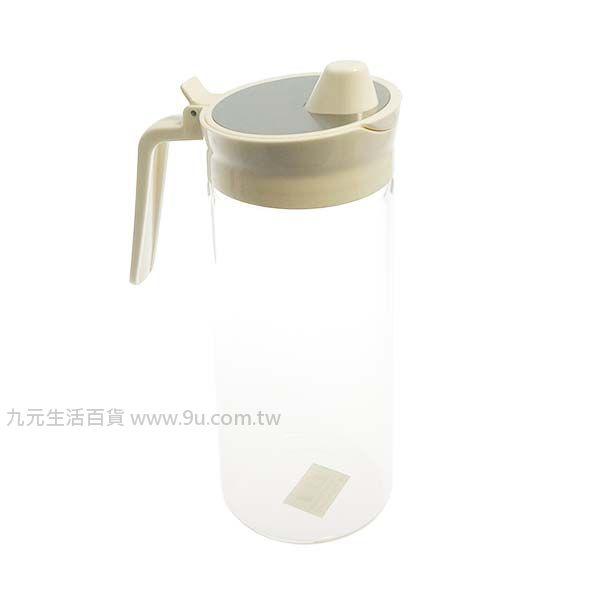 【九元生活百貨】美廚玻璃料理油壺-580ml 調味罐 玻璃油罐