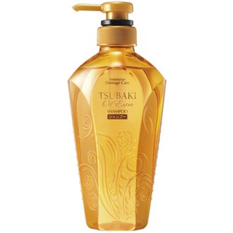 TSUBAKI 思波綺 極上精油極緻修護洗髮精 450ml