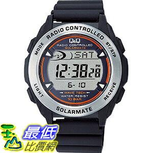 [東京直購] CITIZEN Q&Q MHS7-300 手錶 SOLARMATE 防水10BAR
