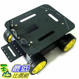 <br/><br/>  [美國直購] Seeedstudio 4WD Arduino B018FNXEJM compatible robot(global)兼容機器人平台<br/><br/>