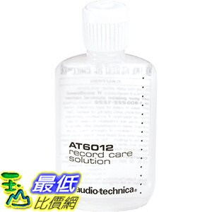 <br/><br/>  [美國直購] Audio Technica AT634 黑膠 唱片清潔劑 Record Care Solution Replacement Bottle (2 fl. oz)<br/><br/>
