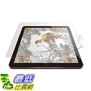 [東京直購] ELECOM TB-A16FLAPL iPad Pro 9.7吋 紙狀防止反光 繪圖板螢幕保護貼