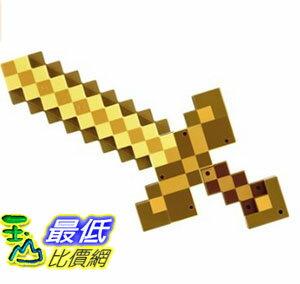 ^~美國直購^~ Mattel DNM30 當個創世神 金劍 十字鎬 Minecraft