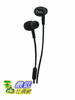 [美國直購] NUU Waterproof Earbuds (Black) 耳機