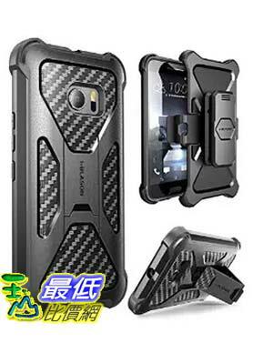 [美國直購] i-Blason Prime [Kickstand] HTC 10 Case 黑色 手機殼 保護殼