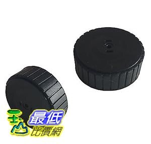 [美國直購] 2 Pcs Wheels for iRobot Scooba 340 350 5900 5800 380 345 385 335 Vacuum Cleaner 輪子