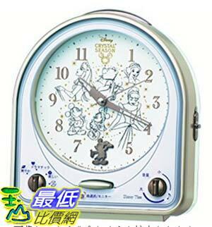 [東京直購] SEIKO CLOCK 時鐘 鬧鐘 Disney alarm 迪士尼 31曲 clock