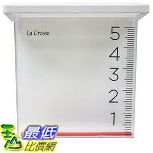 [105美國直購] La Crosse 雨量計 Technology 705-109 Waterfall Rain Gauge