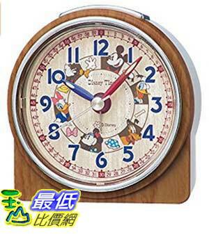 [東京直購] SEIKO CLOCK FD477B 時鐘 鬧鐘 Disney alarm 迪士尼 clock