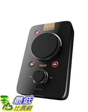 [美國直購] ASTRO 黑色 Gaming MixAmp Pro TR for (PS4專用)耳機擴大器