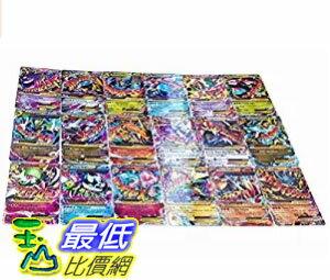 [美國直購] 18pcs/Set Pokemon TCG MEGA HOLO Flash Poke Cards EX Charizard Venusaur Blastoise 寵物小精靈周邊 _d01