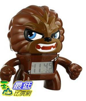 [美國直購] Bulb Botz BulbBotz Star Wars 2020077 人偶鬧鐘 秋巴卡 Chewbacca Alarm Clock 星際大戰