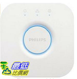 [美國直購] Philips 458489 橋接器 Hue Bridge, 2nd Generation 支援 Home Kit