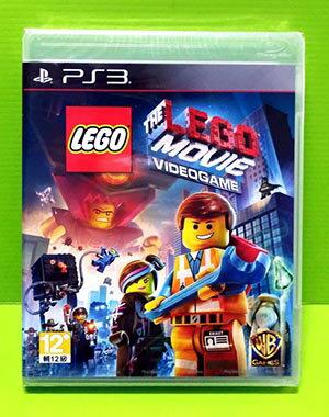 [現金價] PS3 樂高玩電影 英文美版 LEGO THE MOVIE VIDEOGAME