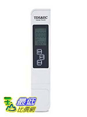 [東京直購] Excelvan TDS&EC 水質測定器 肥料檢測器 0-9999ppm 0-9990μS/cm