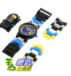 [美國直購] Lego Kids 8020226 兒童手錶 壞員警 Bad Cop Plastic Watch