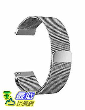 [美國直購] Oitom 玫瑰金 S 5.5吋-6.7吋 不鏽鋼錶帶 Samsung Gear S3 Classic/Gear S3 Frontier Stainless Steel Watch Band