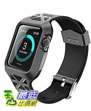 [美國直購] i-Blason (42mm) 黑色 Apple Watch 2 Case [Unity Series] 鏤空 手錶保護殼  s12
