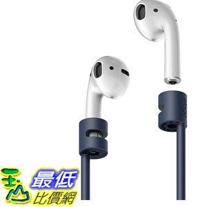 [美國直購] elago AirPods Strap [Jean Indigo] - [Compact][Lightweight][Ideal Length] – for Apple AirPods